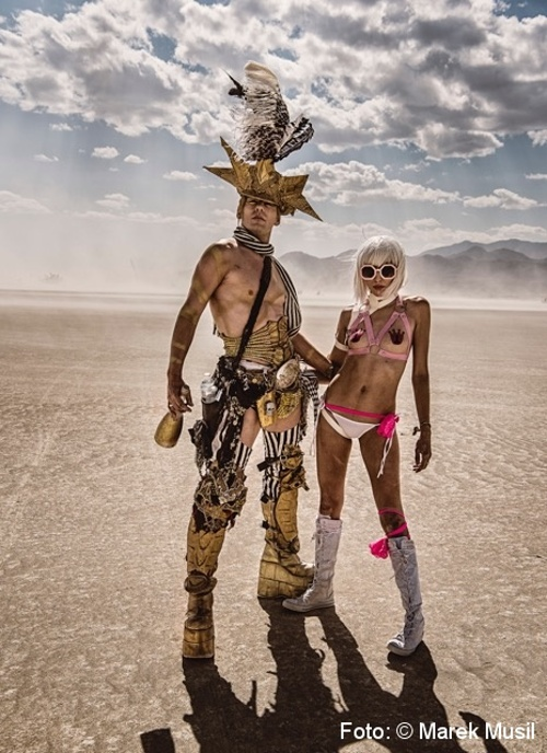 The Burning Man Collection by Marek Musil
